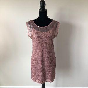 LC Lauren Conrad Sequin Dress (2)